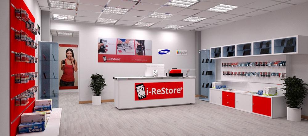 i-restore store franchising riparazione smartphone e tablet