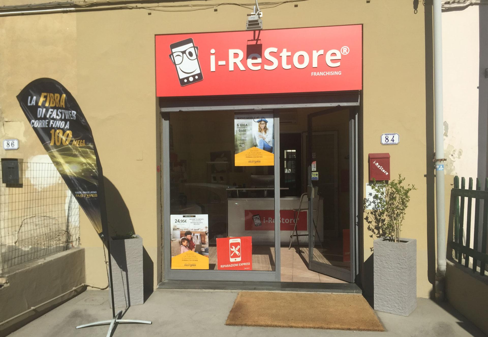 i-restore empoli negozio riparazione vendita permuta smartphone tablet