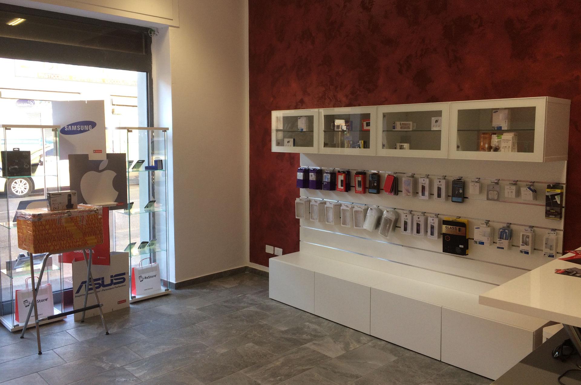i-restore livorno negozio riparazione vendita permuta smartphone tablet