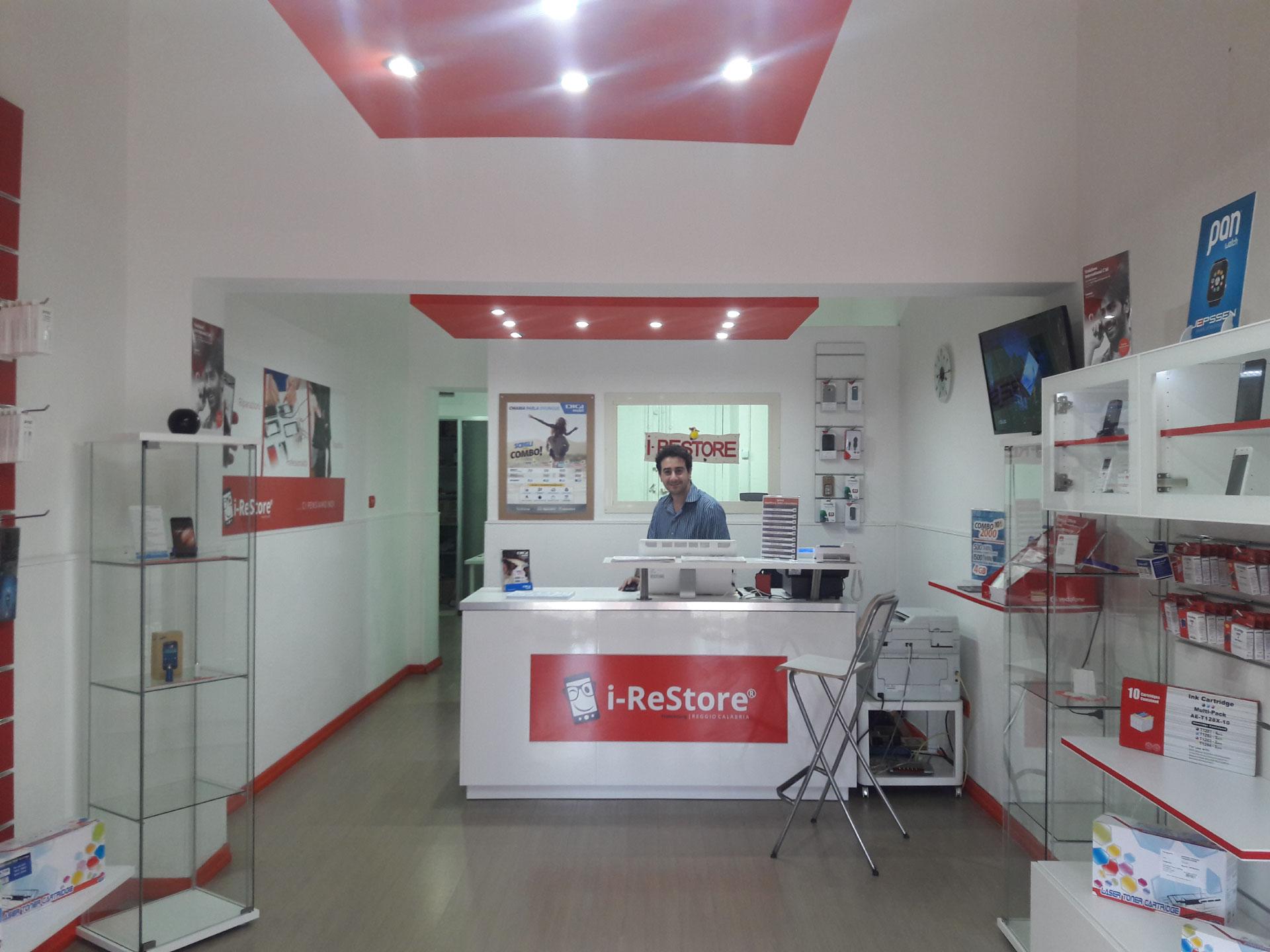 i-restore reggio calabria negozio riparazione smartphone tablet Apple iPhone iPad Samsung Galaxy Huawei HTC Nokia Motorola Lenovo