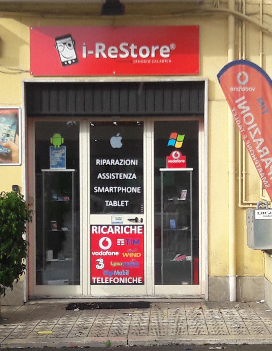 i-restore reggio calabria negozio riparazione vendita permuta smartphone tablet
