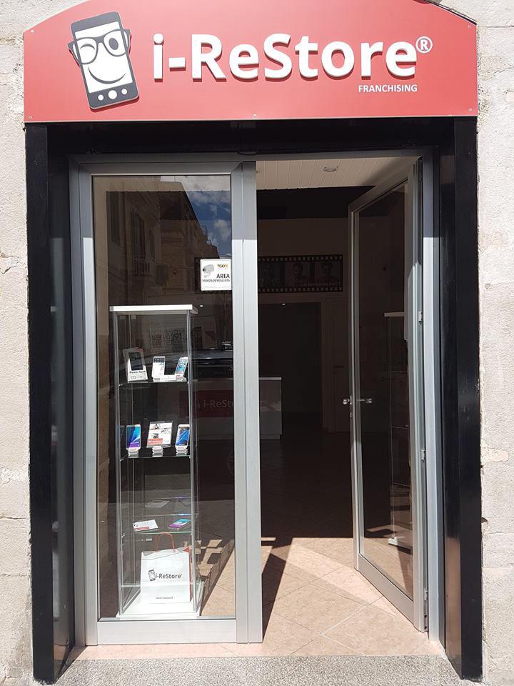 i-restore trani negozio riparazione vendita permuta smartphone tablet